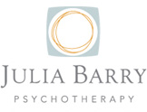 Julia Barry - Psychotherapy logo for mobile