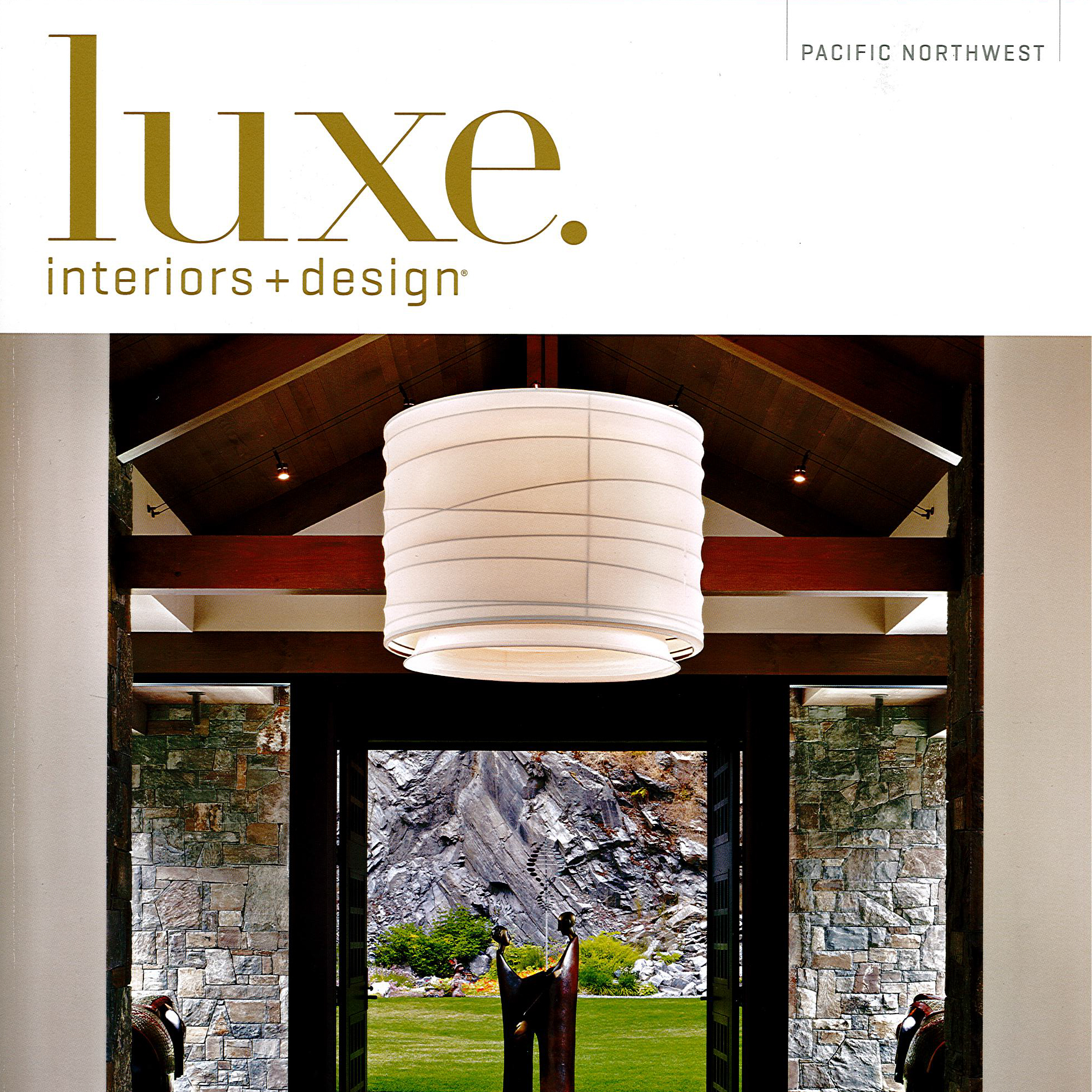 Belltown Aerie Published In The Fall Issue Of Luxe Interiors + Design  Magazine, Pacific Northwest Edition.   SKL Architects