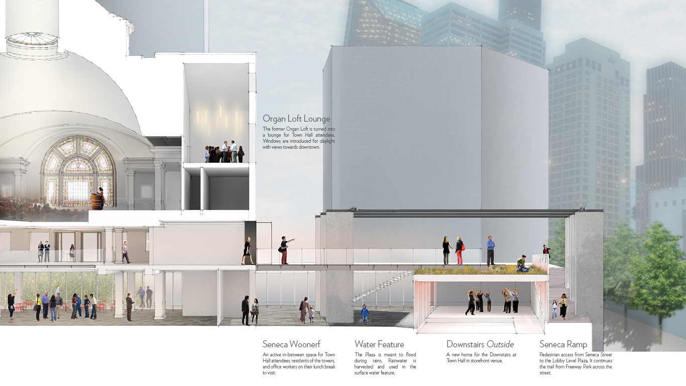 Town Hall Design Competition - SKL Architects