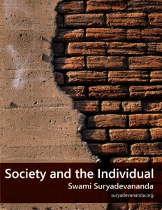 Society and the Individual by Swami Suryadevananda