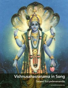 Vishnusahasranama in Song by Swami Suryadevananda