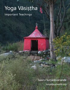 Yoga Vasistha, Important Teachings eBook for Print