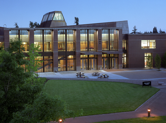 Whatcom Community College Syre Student Center Skl Architects