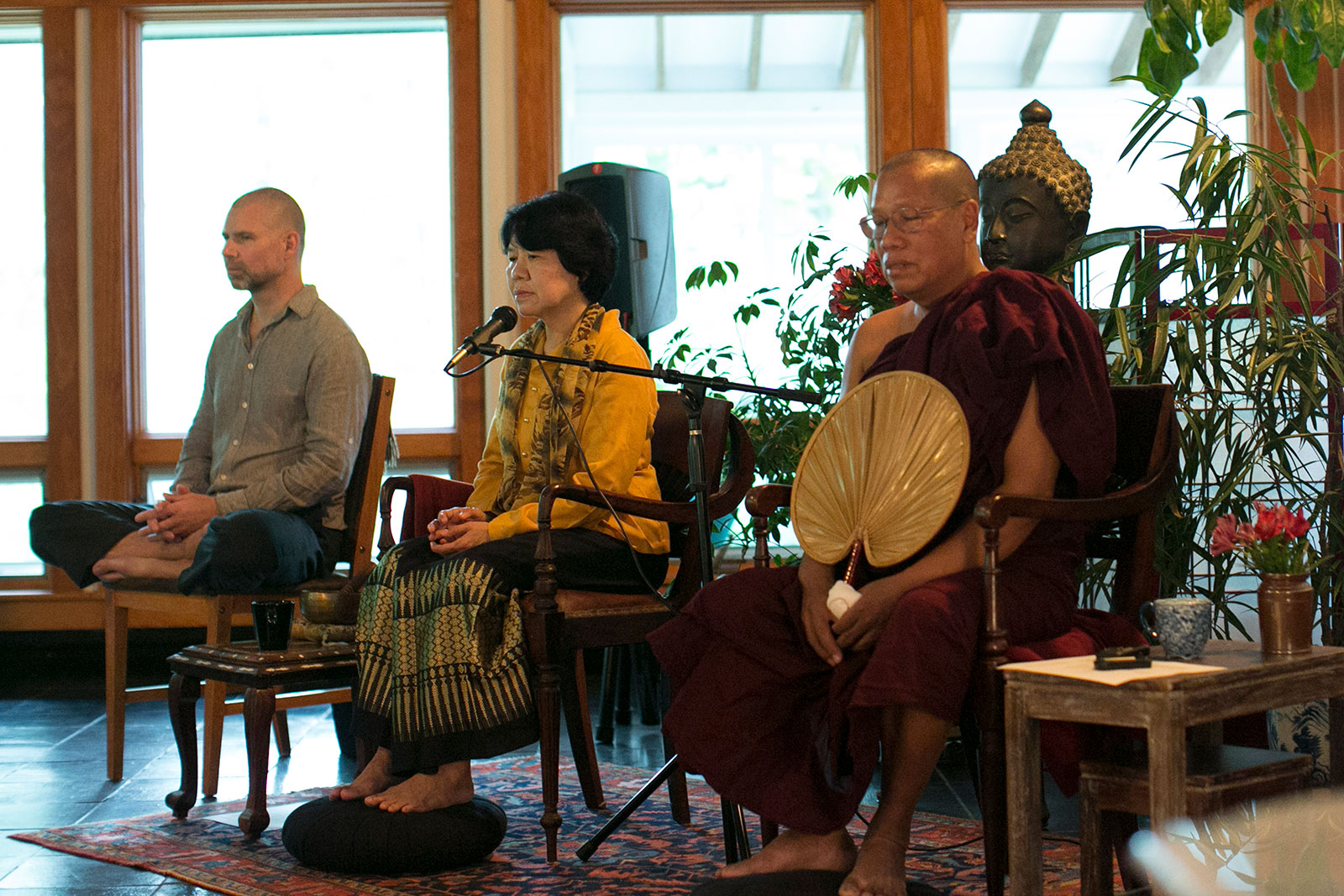 Chris, Sayadaw, Mimmi