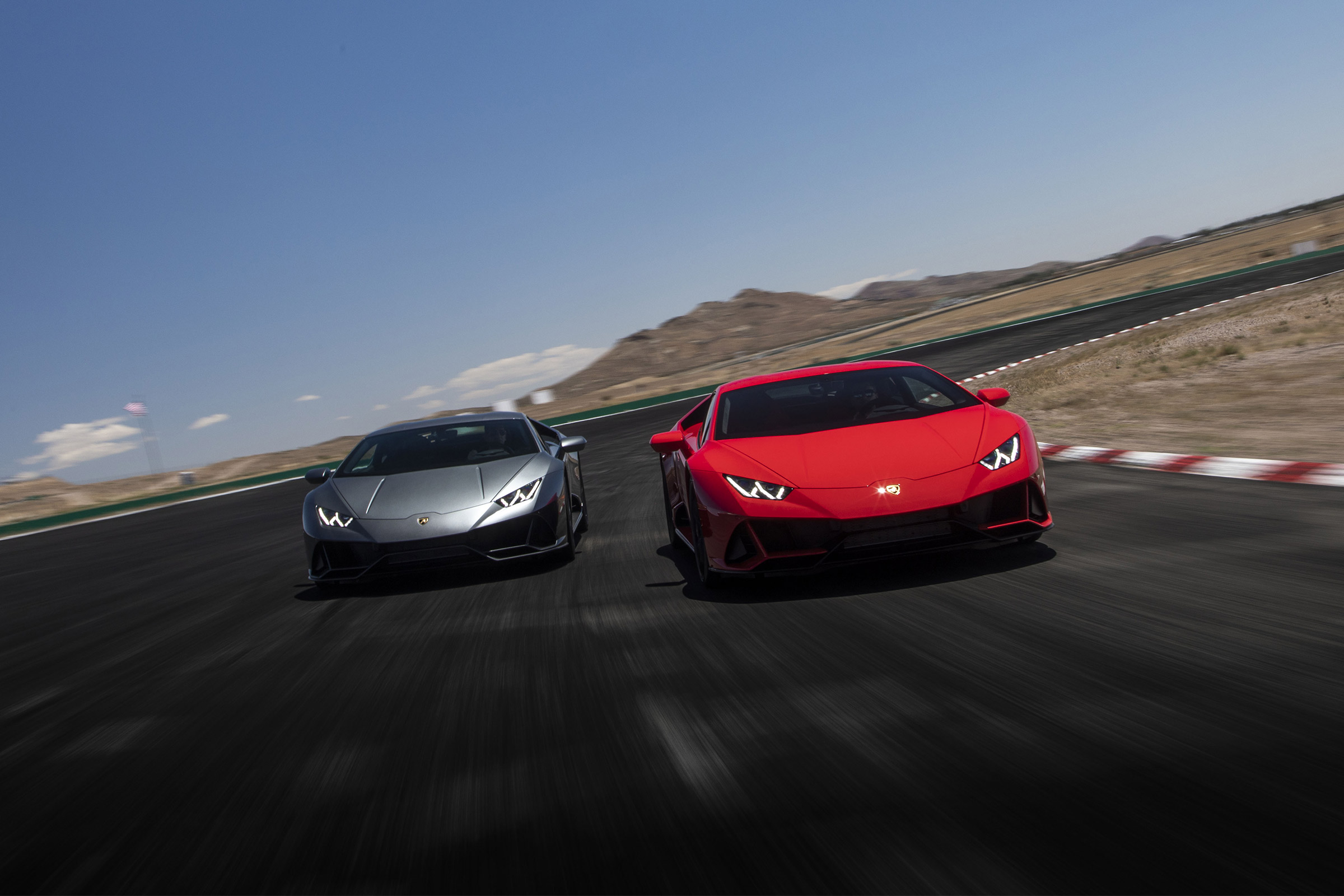 Lamborghini introduces two new models – the world rejoices