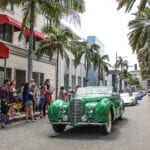 1947 Delahaye 135 MS Vedette Roadster by Chapron