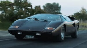 Countach Legacy: a matter of space. A conversation with Maurizio Cheli